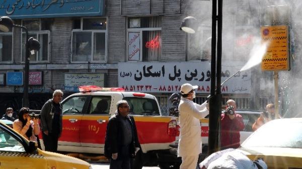 中共肺炎,伊朗,清真寺