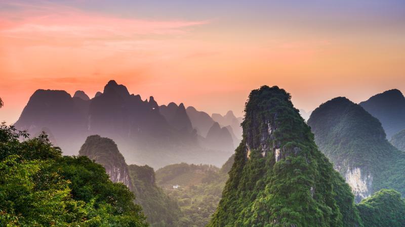 自古中國修煉界就能夠直接地認識另外空間,並且修煉有素的人還能夠進入另外空間。
