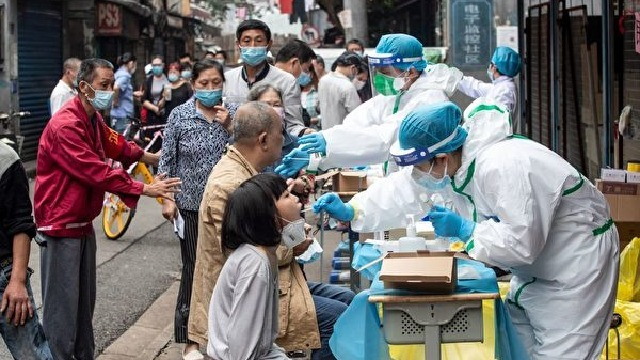 武汉肺炎疫情在中国北方城市迅速传播,引起众多网友担忧,但 中共当局严控疫情言论,也引起关注。