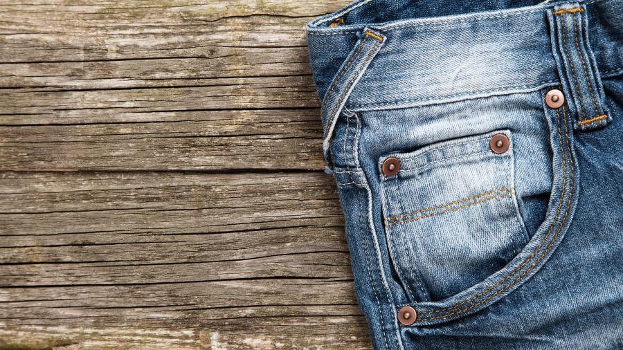 牛仔裤上的小铆钉有什么用?有着超重要功能。