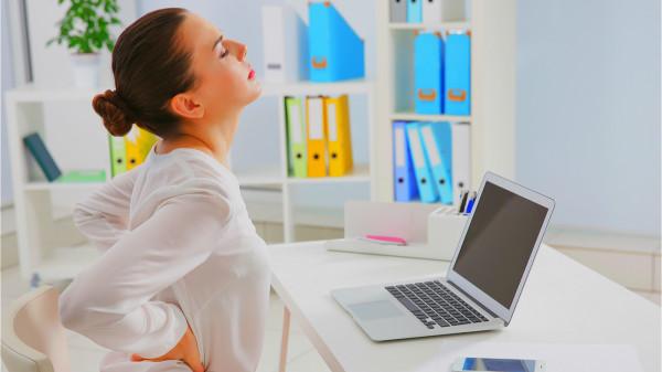 經常腰背疼痛 警惕是這3種疾病