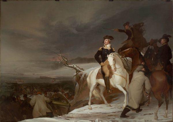 國父華盛頓對美國的三次預言