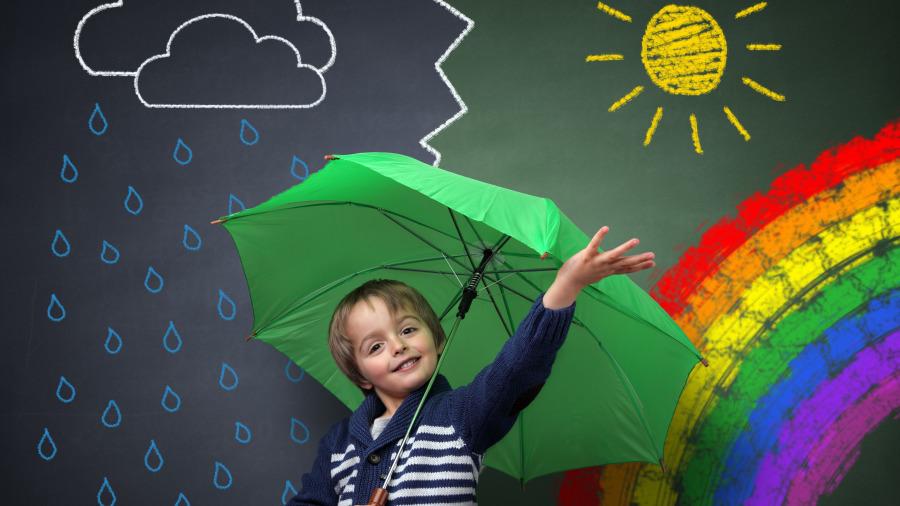 下雨天你最不喜歡「淋濕哪裡」?測出你在別人眼裡的「魅力和性格」!