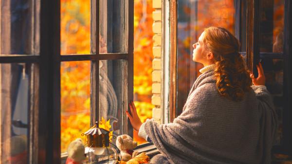 平日应注意经常开窗通风换气。