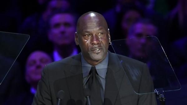 """""""篮球之神""""乔丹(Michael Jordan)联盟多位球星谴责种族歧视与暴力。"""