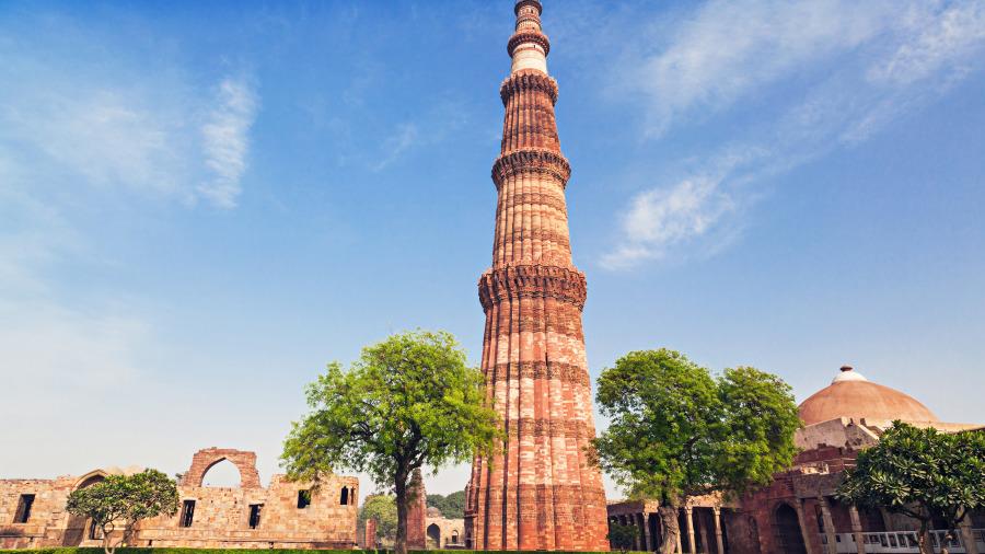 世界上最高的砖塔,屹立千年不倒成未解之谜。