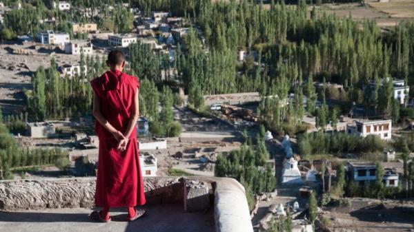他们对住在喜马拉雅山上的僧侣进行研究,发现这些僧侣拥有特别的力量。