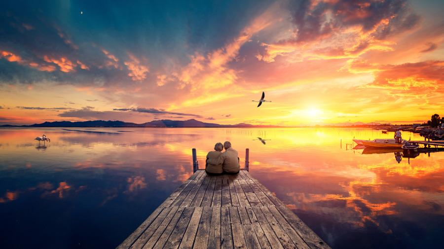 男人最大的幸福,就是遇见10种好女人,好命一生。