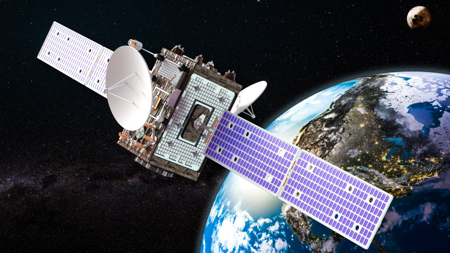 人類親手造出一隻「太空怪獸」,42000顆衛星即將包圍地球。