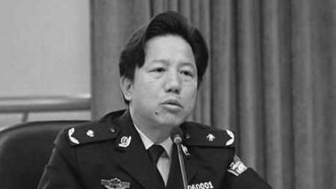 """孟建柱""""大管家""""重庆市公安局局长邓恢林被捕"""