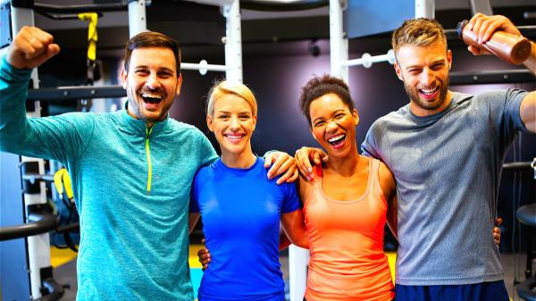 通過運動釋放情緒,能讓身體悶著的一口氣疏通。