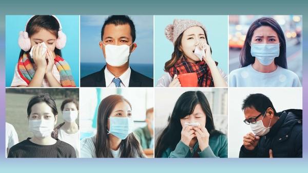 流鼻水、鼻塞不一定是感冒