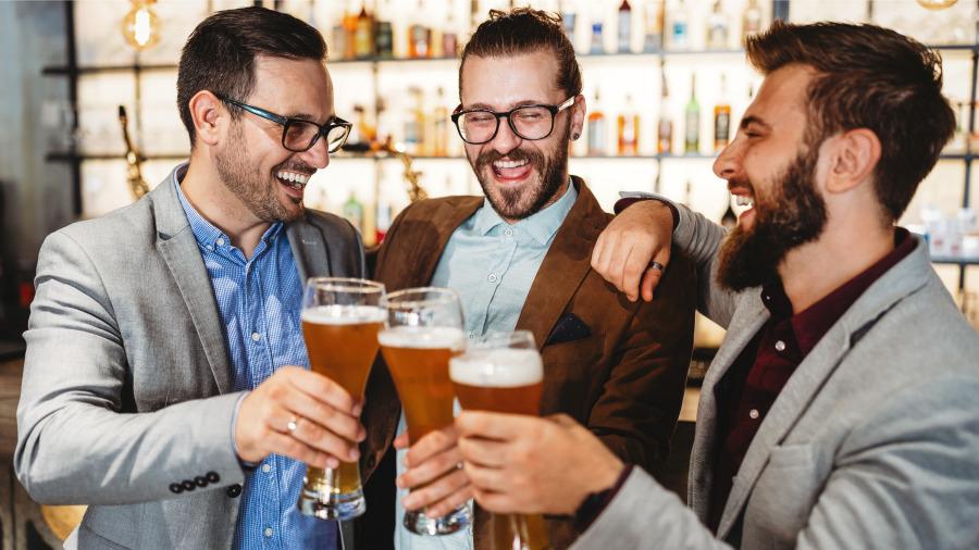 7種酒後行為看男人真實內心。