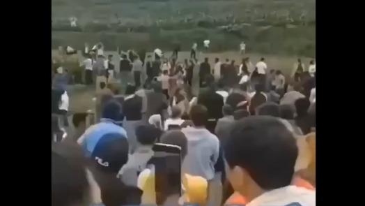 大地发声,地狱之门开启,贵州威宁县山区连续多日发出巨大恐怖怪声 上万人来听