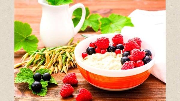 燕麥是最常見的高纖「穀片」食物之一,富含膳食纖維。
