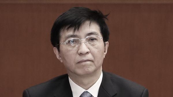 中共政治局常委王沪宁