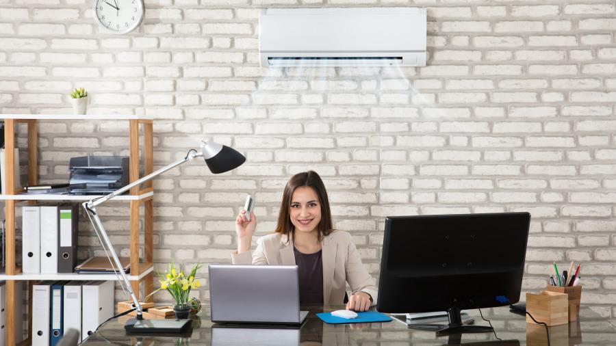 小心!原来空调摆不好也会影响家中风水。