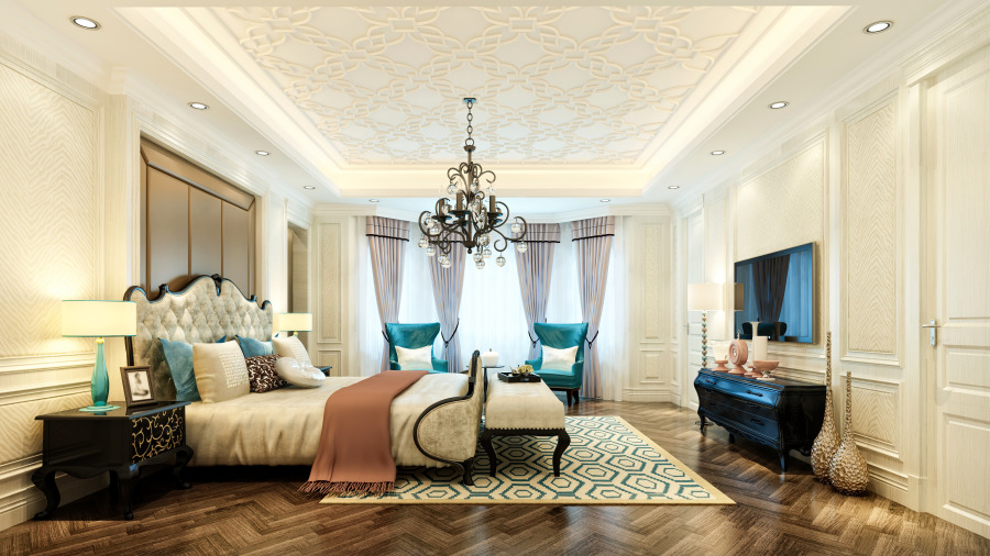 臥室的床萬萬不要這樣擺,擺錯窮一生難富裕。