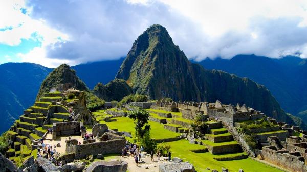 「天空之城」馬丘比丘 奇幻的印加帝國