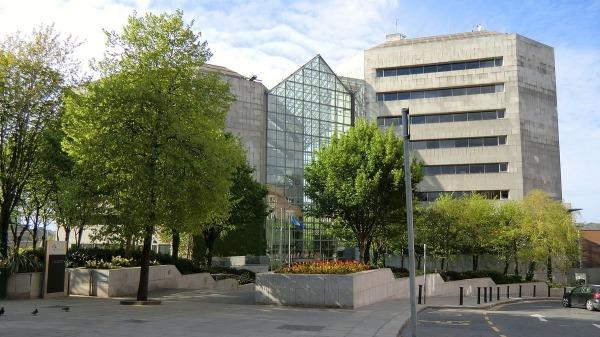 爱尔兰首都--都柏林市议会市政办事处