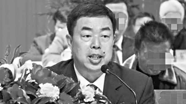 中共福建南平人大常委会前党组副书记、副主任武勇。(图片来源:网络)