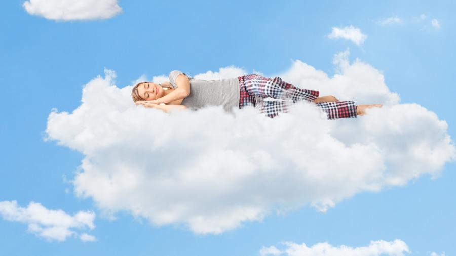 心理学家发现不同的睡觉姿势,原来可以展现出人们不同的性格!