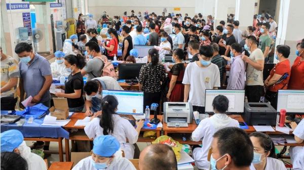 疫苗 接种 南京