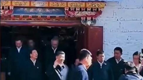 """人事大换血 中共黑龙江省,河北省,江西省,西藏区等""""一把手""""同时换人"""