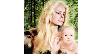 一位隐居原始森林里的神秘女子(16:9)