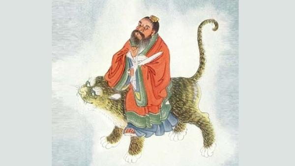 张天师教人诚心诚意悔改自己的过错,果然顺利让瘟疫消失了。